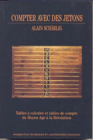 compter avec des jetons par Alain Schrling